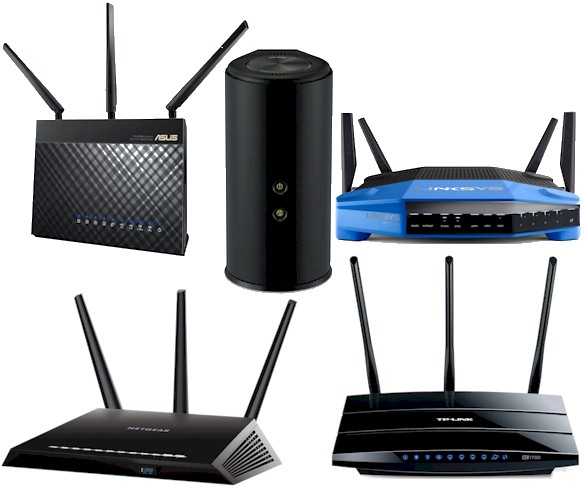Router Charts