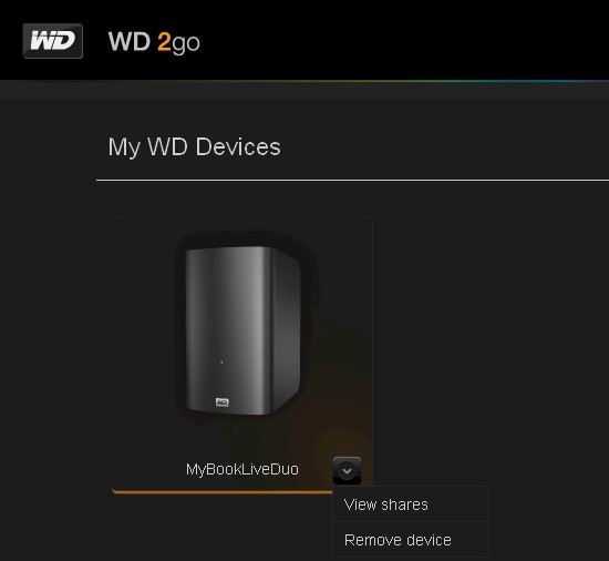 Web access devices