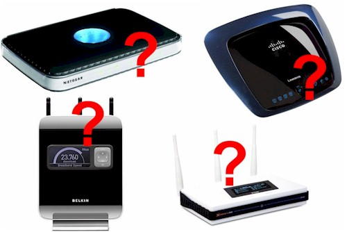 Which WLAN to choose?