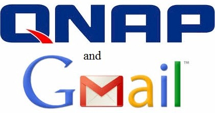 QNAP and Gmail