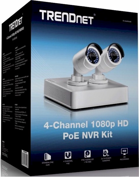 TRENDnet TV-NVR104K