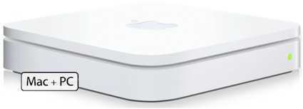 New Apple Airport Extreme