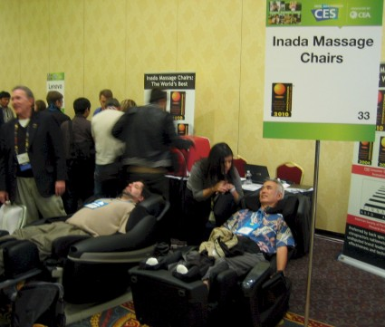 CES 2010 was a bit snoozy for networking news