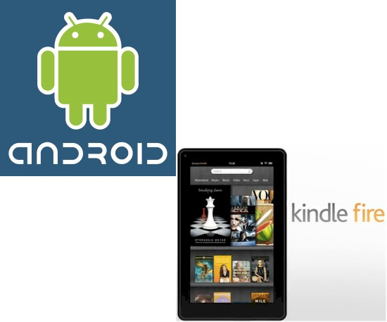 Android vs. Kindle Fire