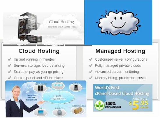 Cloud vs. Shared
