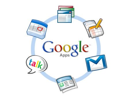 Google Apps Circle Logo