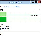 1.48 GB/s file transfer