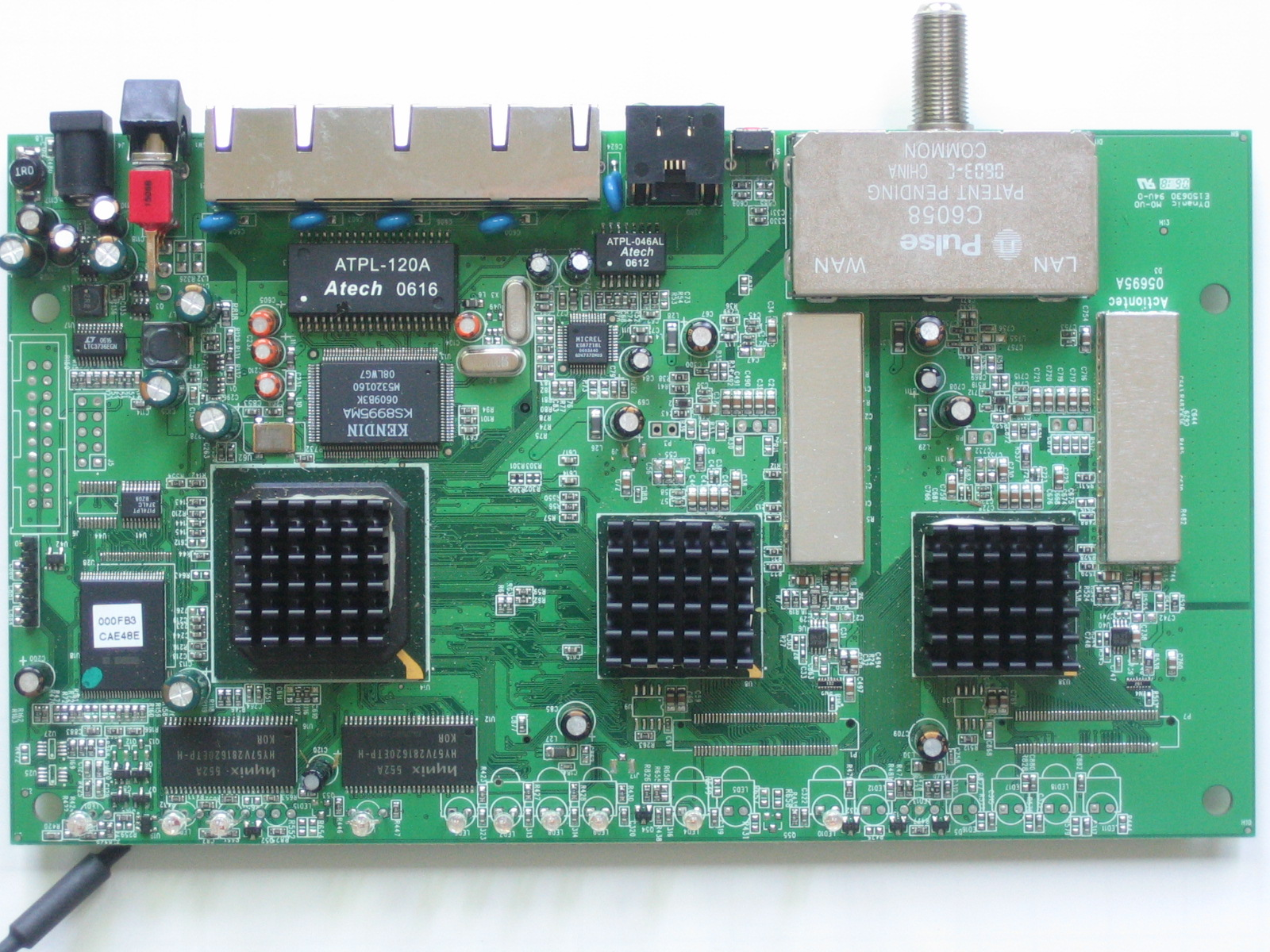 Actiontec Mi424wr Review Able Partner For Verizon Fios Wiring Diagram Board Top