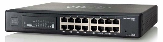 Cisco RV016v3 Multi WAN VPN Router