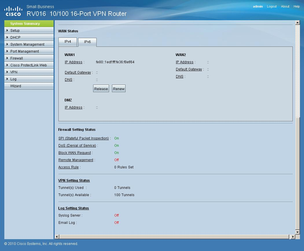 Cisco RV082 and RV016 v3 VPN Routers Reviewed