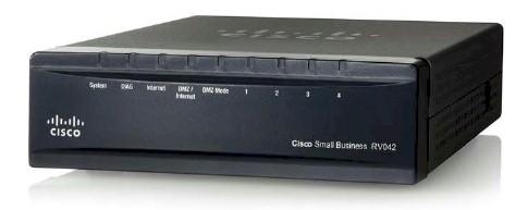Dual WAN VPN Router