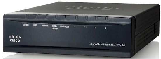 Dual Gigabit WAN VPN Router