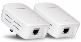 Powerline 1-port Gigabit Ethernet Adapter Kit