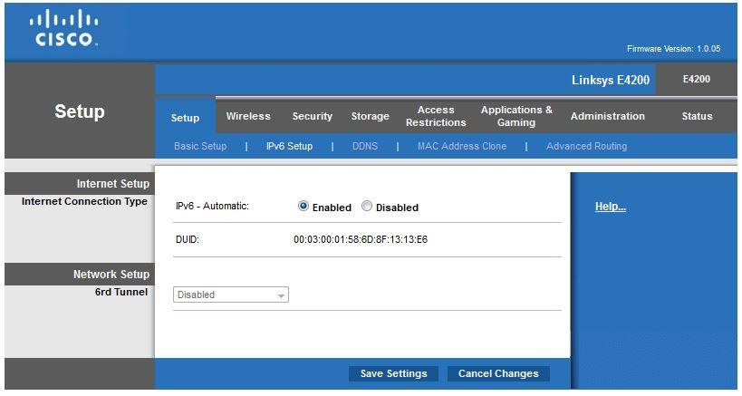 Switch Your Network To IPv6 - SmallNetBuilder