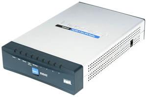 10/100 4-Port VPN Router