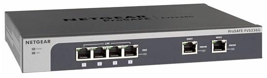 ProSafe Dual WAN Gigabit Firewall