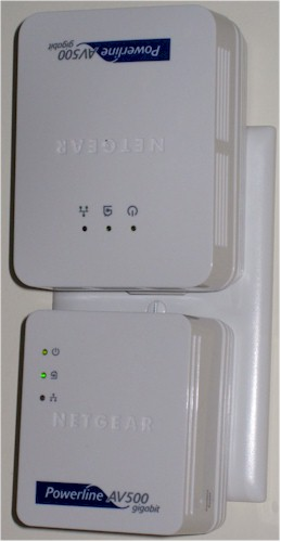 XAV5001 (top) and XAV5101 (bottom)