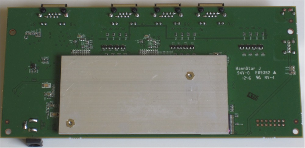 ERL board bottom side