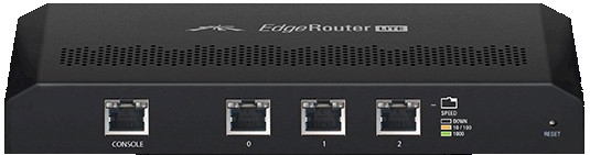 EdgeMAX EdgeRouter Lite