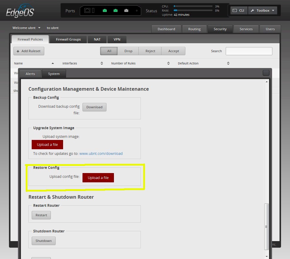 How To Configure Your Ubiquiti EdgeRouter Lite - SmallNetBuilder