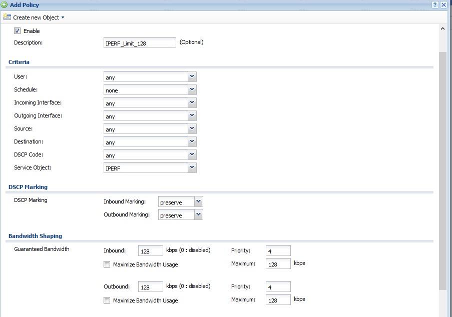 ZyXEL ZyWALL 110 VPN Firewall Reviewed - SmallNetBuilder - Results