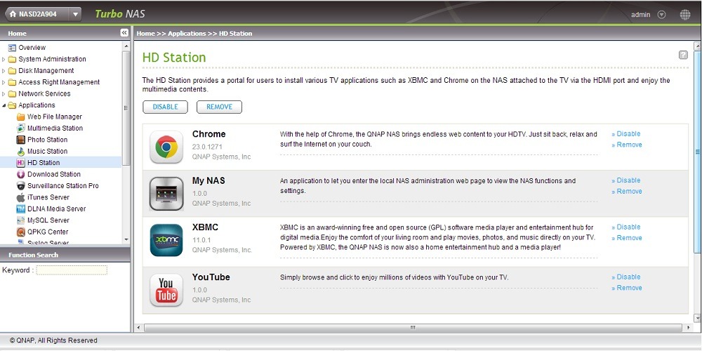 Can A QNAP NAS Replace Your HTPC? - SmallNetBuilder