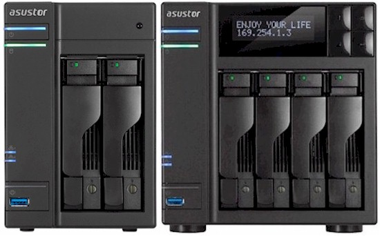 ASUSTOR AS510XT NAS Family Reviewed