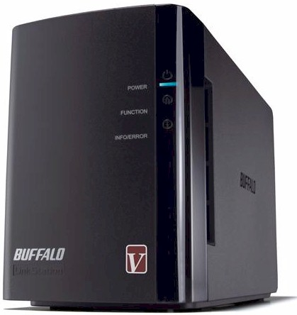 Buffalo LinkStation Pro Duo WVL