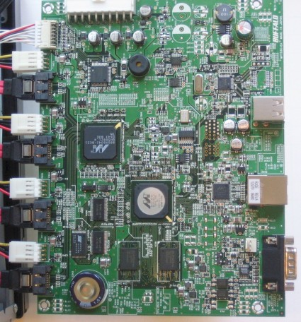 Terastation Pro II main board