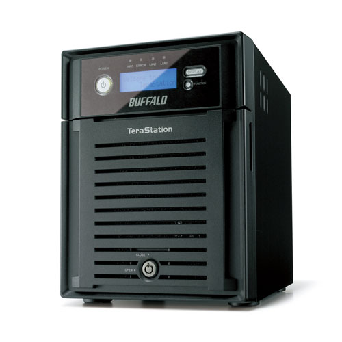 TeraStation Pro Quad WSS