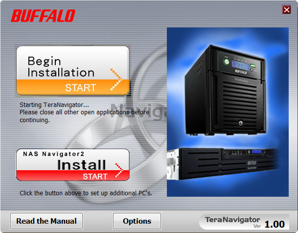 WS-QV8.0TL/R5 4 x 2 TB RAID Windows Storage Server Buffalo ...