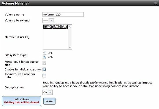 iXsystems FreeNAS Mini Plus Reviewed - SmallNetBuilder - Results from #2