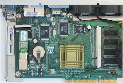 ReadyNAS 1100 board
