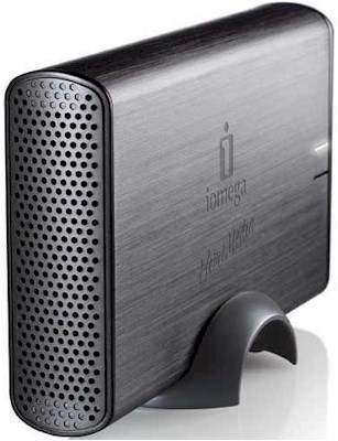 Iomega Home Media Network Hard Drive