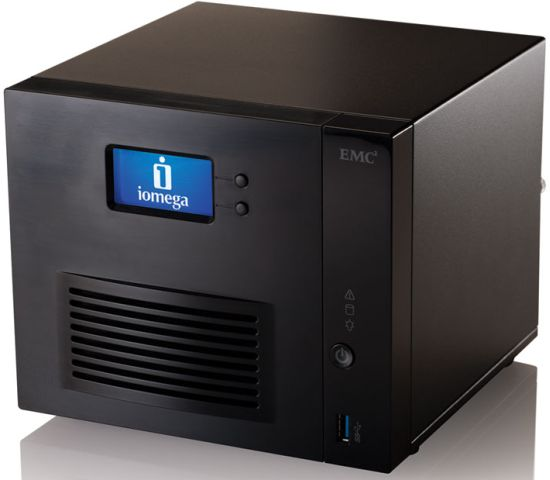 StorCenter ix4-300d Network Storage 4-bay (8 TB)