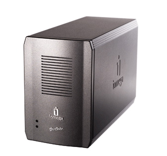 Iomega StorCenter Network Hard Drive