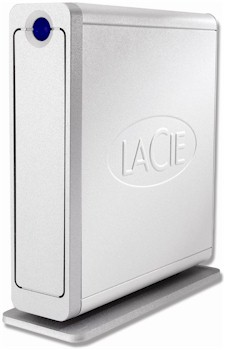 LaCie Ethernet Disk mini V2