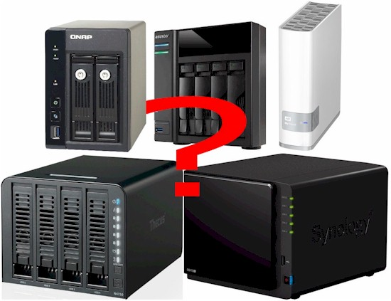 Which NAS is right for you?
