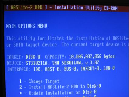 Server Elements NASLite-2 HDD Review - SmallNetBuilder