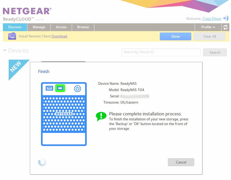NETGEAR ReadyNAS OS6 Reviewed - SmallNetBuilder