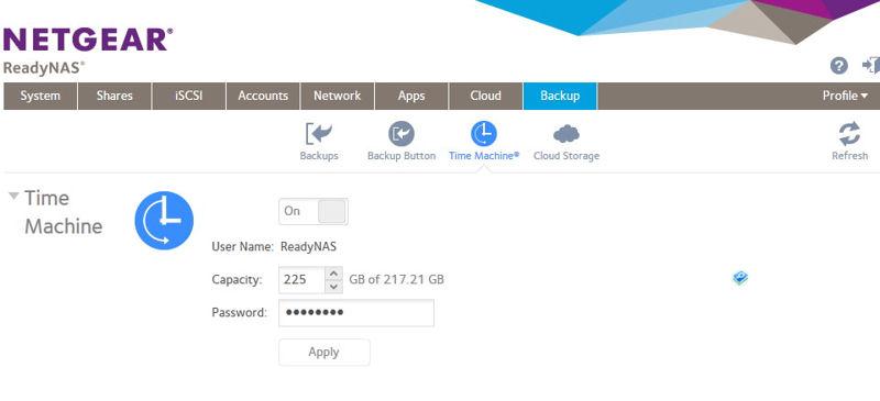 NETGEAR ReadyNAS OS6 Reviewed - SmallNetBuilder