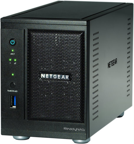 New To The Charts: NETGEAR ReadyNAS Pro 2 - SmallNetBuilder