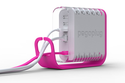 Pogoplug Back Panel
