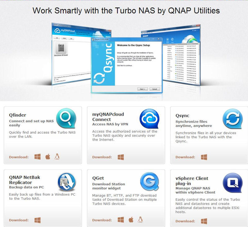 QNAP QTS 4 0 Reviewed - SmallNetBuilder