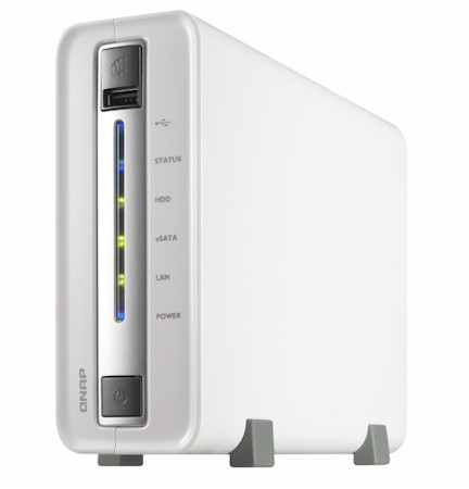 QNAP TS-110 Turbo NAS