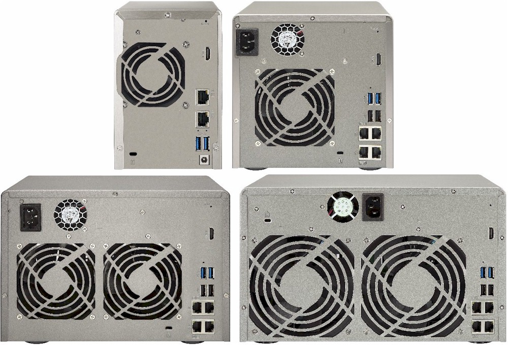QNAP TS-x53 Pro Turbo NAS Family Reviewed - SmallNetBuilder