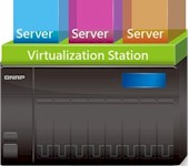 QNAP Virtualization Station
