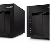 Seagate NAS 2 bay and 4 bay
