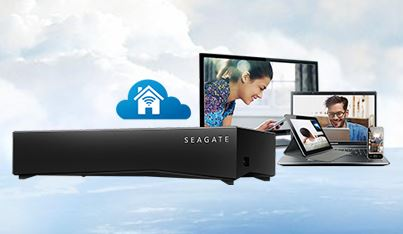 Seagate Personal Cloud board