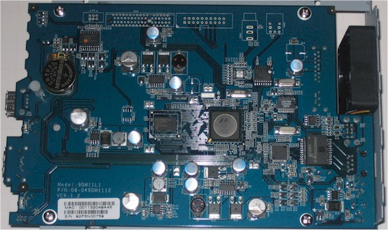 Synology DS109 board